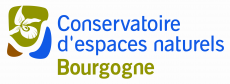logo conservatoire d'espaces naturels bourgogne
