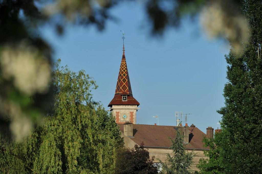 Eglise de Louhans