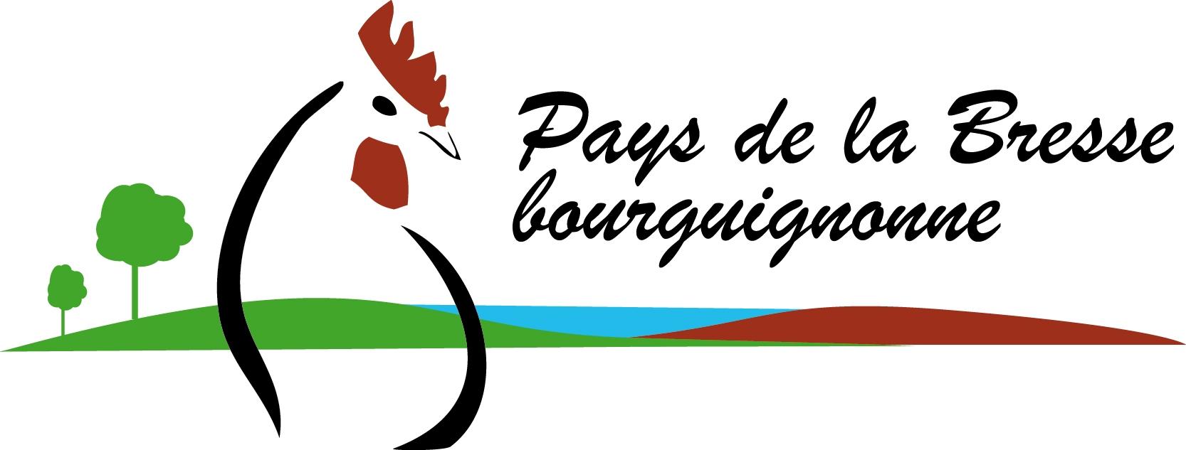 logo pays de la Bresse bourguignonne à Louhans