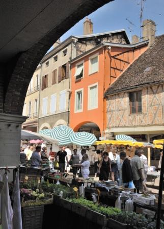 Marché Louhans