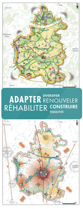 Adapter, renouveler, réhabiliter, construire, diversifier