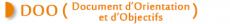 DOO ( Document d'Orientation et d'Objectifs)