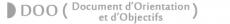 Page DOO (Document d'Orientation et d'Objectifs)