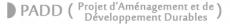 Page PADD (Projet d'Aménagement et de développement durables)