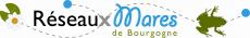 logo reseaux mares de bourgogne