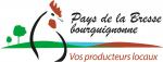 Logo Pays de la Bresse bourguignonne, vos producteurs locaux